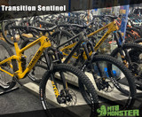 Transition Sentinels - built up & ready to go!