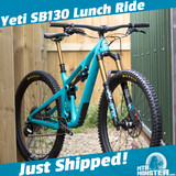 Yeti SB130 Lunch Ride - Just Collected