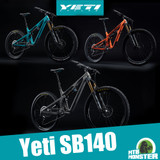 The All New Yeti SB140 for 2020