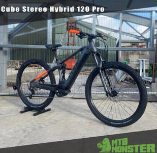 Cube Stereo Hybrid 120 Pro! - 2022