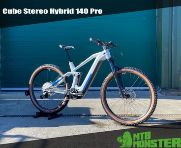 Cube Stereo Hybrid 140 Pro! - available for pre-order