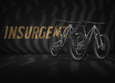 Evil Insurgent V2 - Two Configurations, 27.5 and Mullet Setup's