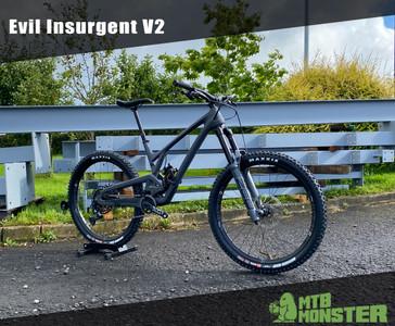 Ready for battle... Evil Insurgent V2!