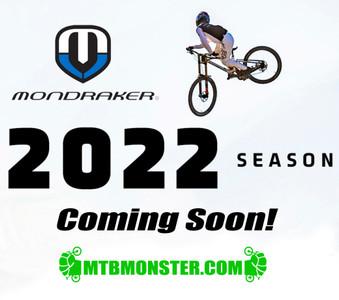 Mondraker 2022 season bikes coming soon!