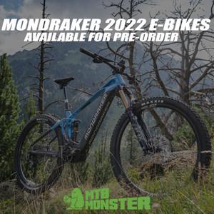 Mondraker 2022 e-bikes now available for pre-order!