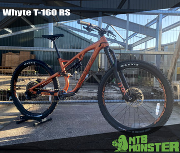 Whyte T160 RS!