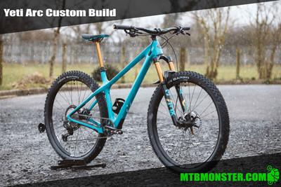Yeti Arc Custom Build!