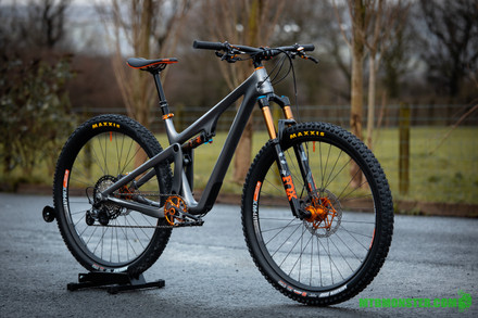 Monster custom build... Yeti SB115