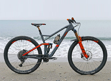 Cube launches the new 150mm Carbon 29'er Stereo!