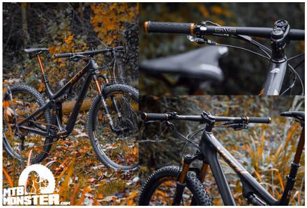 Yeti SB100 2019 - Custom Build XC Bike