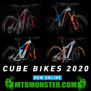 Cube Bikes 2020 Launch - See The New Range Here