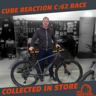 Cube Reaction C:62 Race - Race Ready!