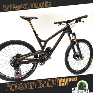Evil Wreckoning LB Custom Build
