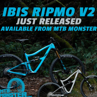 Ibis Ripmo V2 - Just Released!