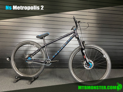 Now in stock... NS Metropolis 2