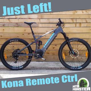 The Kona Remote EMTB