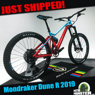 Mondraker Dune R 2019 Just Shipped