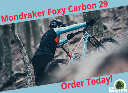 Mondraker Launches the new 29er Foxy Carbon 2019