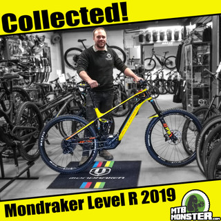 Mondraker Lever R 2019 Collected In Store