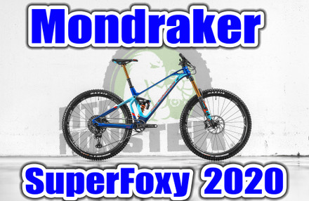 Mondraker SuperFoxy 2020 - Super Enduro meets the SuperFoxy
