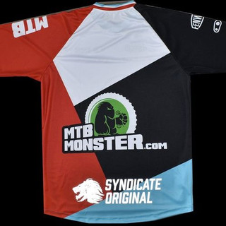 MTB Monster Race Jersey available to buy Now