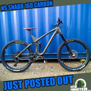 NS SNABB 160 CARBON