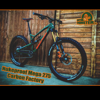 Nukeproof Mega 275 Carbon Factory