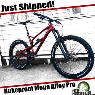 Nukeproof Mega Alloy Pro 2019- Just Shipped