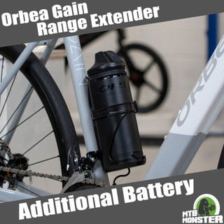 Orbea Gain Range Extender - Additional Battery