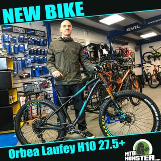 Orbea Laufey H10 27.5+