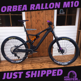 Orbea Rallon M10 - Race Ready Rallon