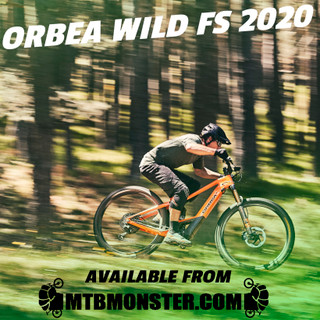 Orbea Wild FS 2020 - Push the Limits of eMTB