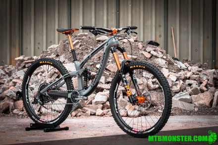 Transition Patrol Carbon - Custom Build