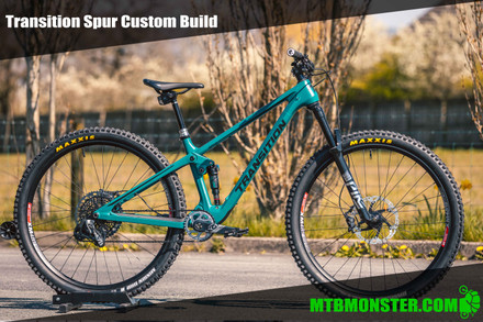Transition Spur custom build!