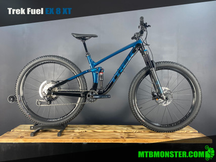 Now in stock... Trek Fuel EX 8 XT