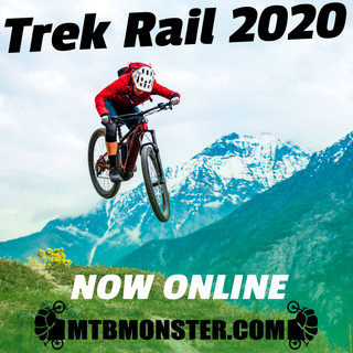 Trek Rail 2020 - Trek's New eMTB