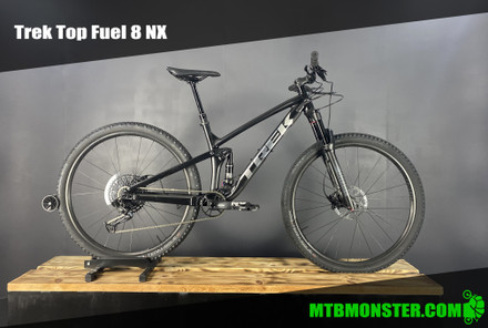 Now in stock - Trek Top Fuel 8 NX