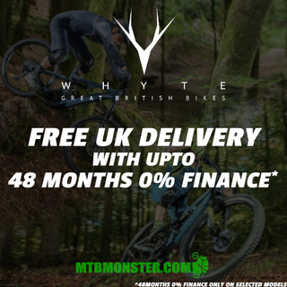Whyte Bikes - Now with free UK delivery with upto 48 months finance
