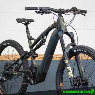 Whyte E-160 RS 2021 - Overview | Video | Size Guide