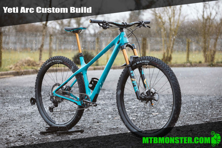 Yeti Arc Custom Build!