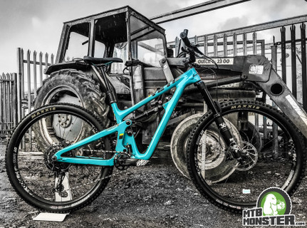 Yeti SB150- Just Left Us!