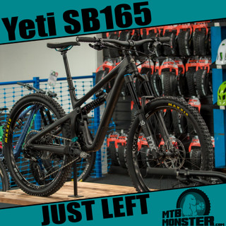 Yeti SB165 C-Series 2020 - Just Left