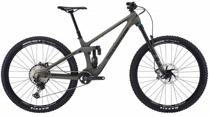 Transition Sentinel Carbon XT (Grey) 2021