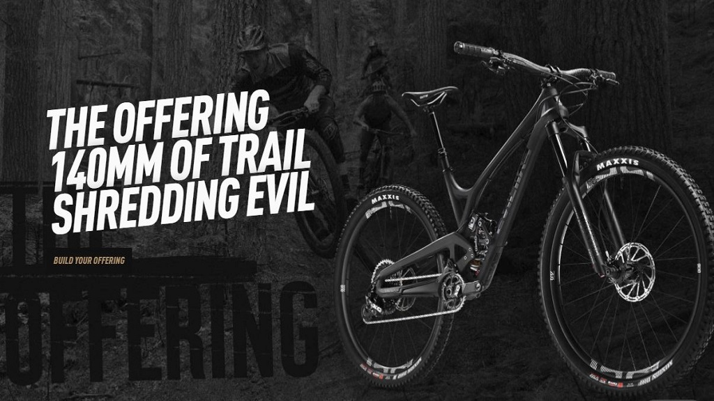 Evil the offering