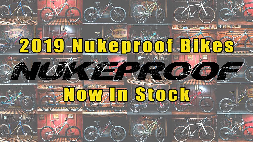 Nukeproof Bikes 2019