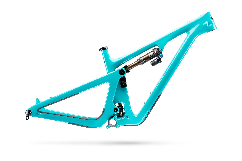 Yeti SB130 Turquoise Frame