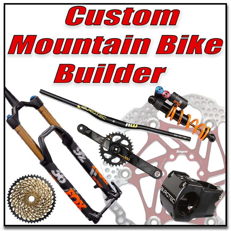 Custom Mountain Bike Builder