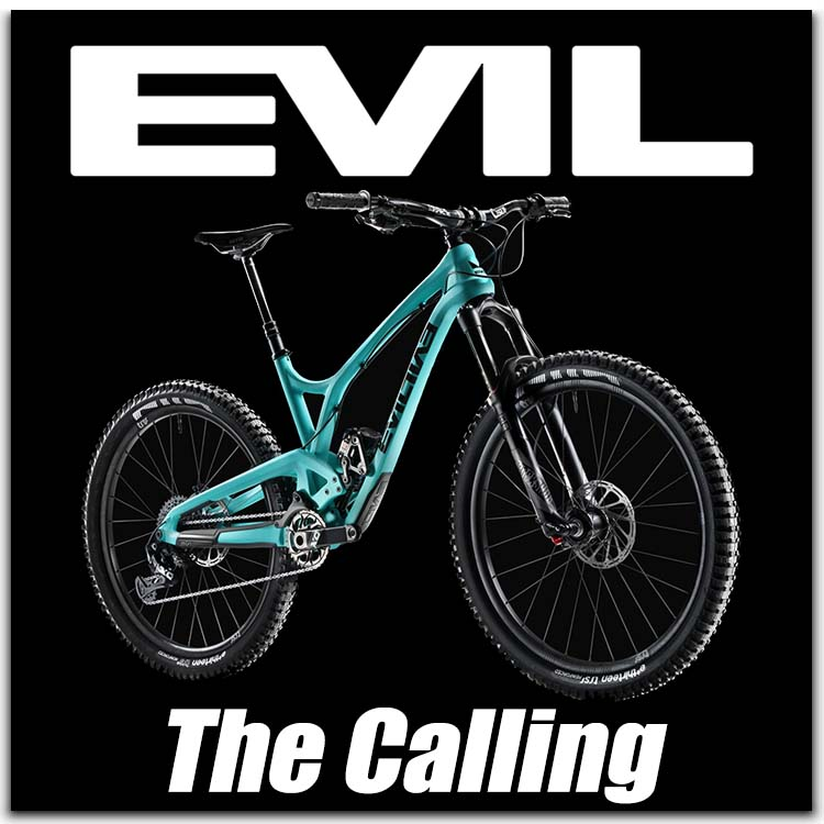 evil the calling