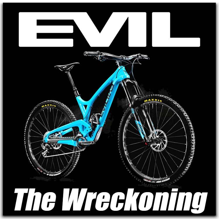 evil wreckoning