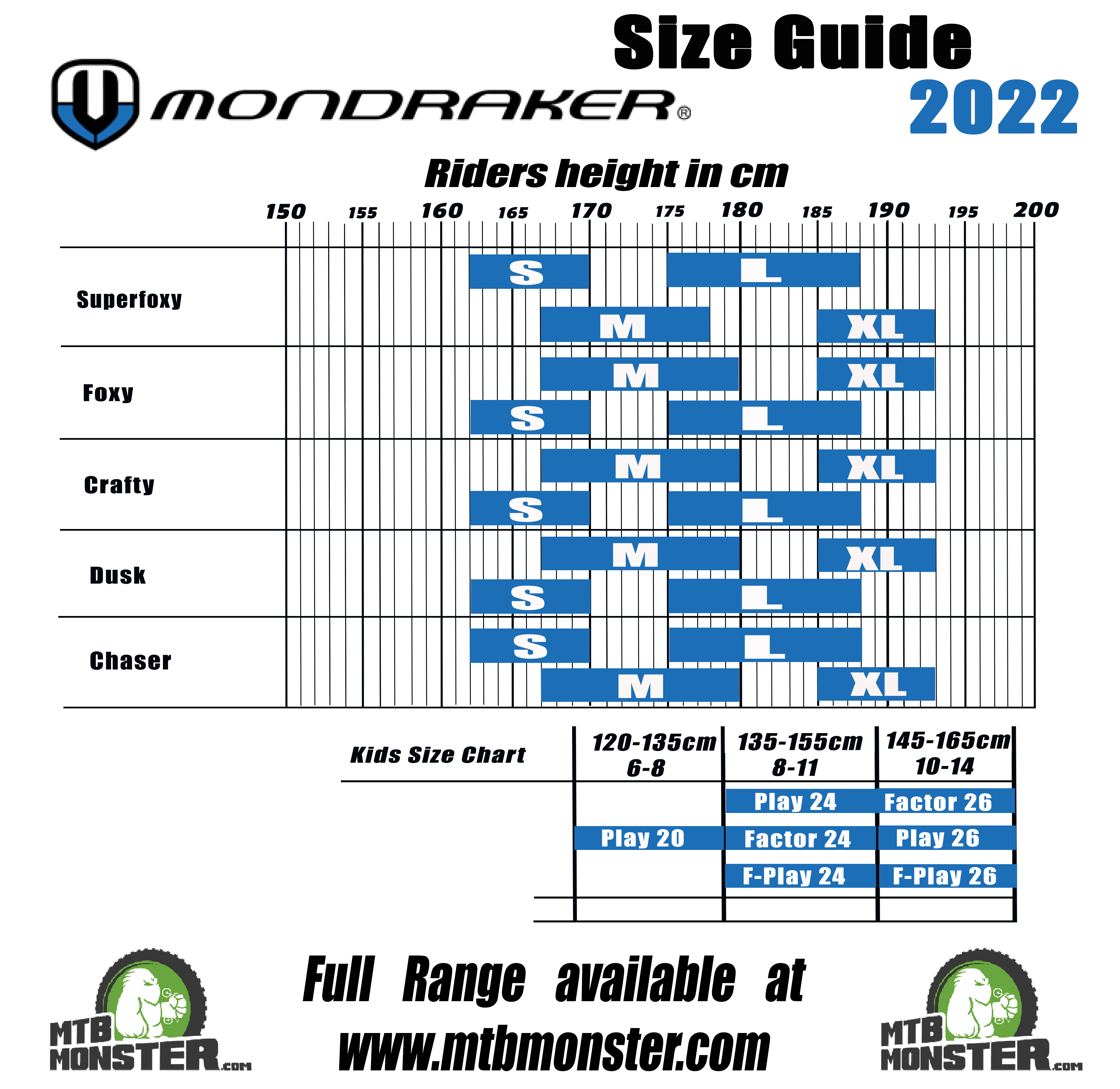 mondraker-size-chart-2022